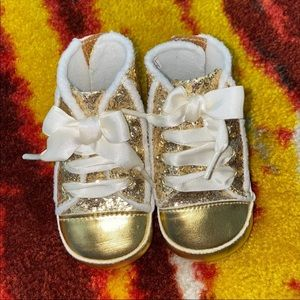 Infant Juicy Couture Sneakers Size 4